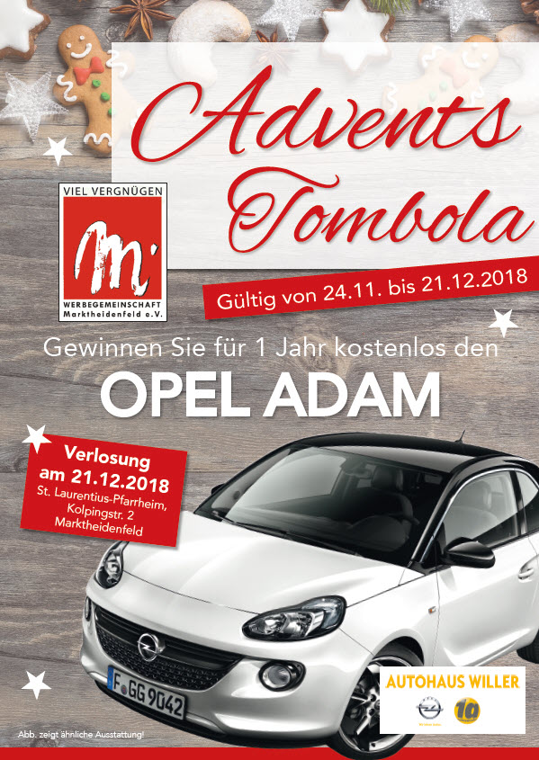 advents tombola 2018